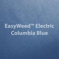 "12"" x 15"" Sheet Siser EasyWeed Electric HTV - Columbia Blue"