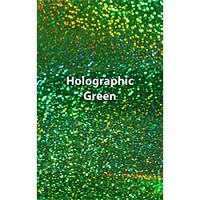 "12"" x 20"" Sheet Siser Holographic HTV - Green"