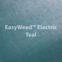 "12"" x 15"" Sheet Siser EasyWeed Electric HTV - Teal"