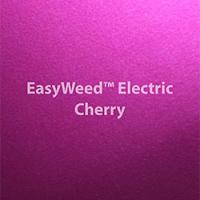 "12"" x 15"" Sheet Siser EasyWeed Electric HTV - Cherry"
