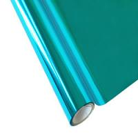 "25 Foot Roll of 12"" StarCraft Electra Foil - Teal"