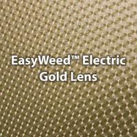 "12"" x 15"" Sheet Siser EasyWeed Electric HTV - Gold Lens"