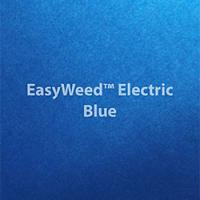 "12"" x 15"" Sheet Siser EasyWeed Electric HTV - Blue"