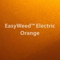 "12"" x 15"" Sheet Siser EasyWeed Electric HTV - Orange"