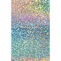 """12"""" x 20"""" Sheet Siser Holographic HTV - Sky"""