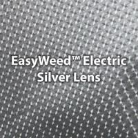 "12"" x 15"" Sheet Siser EasyWeed Electric HTV - Silver Lens"