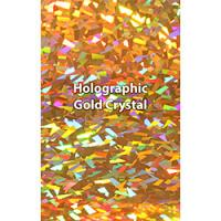 "12"" x 20"" Sheet Siser Holographic HTV - Gold Crystal"