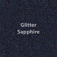 "Glitter HTV: 12"" x 5 Yard Roll - Sapphire"