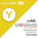 Sawgrass -Sublijet UHD-SG1000 - Yellow 70ml