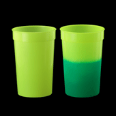 Color Changing Cup - Yellow to Green